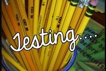 Assessment & Test Prep / Strategies for assessing student performance, both formal and informal, as well as test preparation ideas.