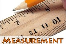 Time and Measurement Teaching Resources / Time and Measurement lessons, games, printables, and activities for the elementary grades