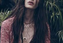 Bohemian Style / The best of boho chic to inspire you.