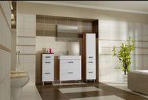 Koupelny / Koupelna je oáza soukromí a čistoty. Většinou malá místnost, ale s velkou důležitostí pro Vaše bydlení! Podívejte se jak řešit Vaší koupelnu, zda umístit dvoj-umyvadlo, jak zvolit barevné kombinace, zda se rozhodnout pro sprchový kout anebo vanu. U nás najdete inspiraci od předních českých výrobců a prodejců.