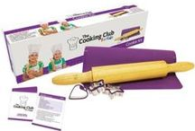 Cooking with Kids / See our range of kids cooking products to get your kids involved in the kitchen. http://www.greenleafhome.co.za/product-category/kids-corner/