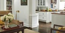 Home Decor and Details / Finishing touches and style elements to add beauty and value to your home.
