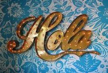 typography / by Robyn Rock