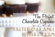 Cupcake Heaven / I have to admit I am no expert at making cupcakes....however they are crazy fun to make, eat and share with friends. This board shares some amazing recipes, some challenging and some super easy :-) / by Katherine Tanner