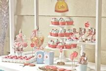 Birthday Party Ideas / by Rosemary Kane