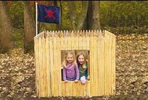 Projects With Kids / Kid-friendly projects for hours of family fun and interaction.  / by This Old House