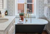 Period-Perfect Bathrooms / by This Old House
