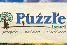 Only With Puzzle / by Puzzle Israel