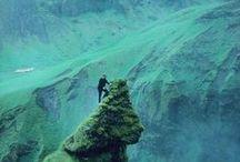 mountains / by John Ingamells