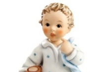 MI Hummel Figurines / MI Hummel and Hummel Figurines. The perfect and timeless gift anytime of the year. http://www.collectibleshopping.com/m.i.-hummels/m.i.-hummels-a-d/m.i.-hummel-christmas-is-coming