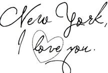 New York, I♥You