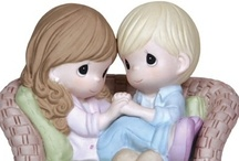 Precious Moments Love Themed / Precious Moments Love Themed Figurines and Precious Moments Valentines Day Figurines. Precious Moments love figurines are the perfect way to tell someone how much they mean to you. #PreciousMoments #Gifts