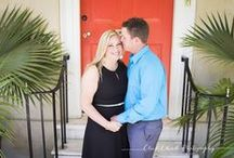 Engagement Photography / Engagement sessions are your chance to show your style as a couple and get comfortable in front of the camera! Romantic, fun, and authentic.  Engagement photography by The Click Chick Photography, a wedding photographer based in Charleston, South Carolina.