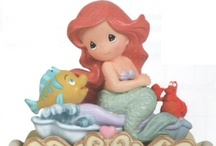 Precious Moments Disney Princess Birthday / The Precious Moments Disney Princess Birthday Collection is perfect for the little princess in your family. Each birthday age features a different beloved Disney Princesses. This Precious Moments Collection starts with the Hail to the Princess figurine and goes up to Age 9. #PreciousMoments #DisneyPrincess #Birthday