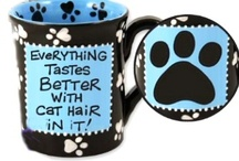 Funny Mugs & Desk Plaques / These Mugs and Desk Plaques are perfect for Cat Lovers, Retirees, the Office and more. Great Retirement Gift Ideas, Gifts for that Crazy Cat Lady in your life. Gifts for teens who thing Whatever is a response to every question. #retirement #cats #gifts #humor #jokes #funny
