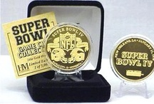 Past SuperBowl Flip Coins / Shop for Super Bowl Gold Flip Coins from Super Bowls in the past. These coins are limited edition and come with a Certificate of Authenticity. Each Past Super Bowl Gold Plated Flip Coin features the helmets of the two teams that played in the Super Bowl for that year. #Superbowl #Sports #Coins