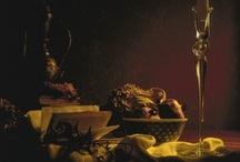 still life / La magica e magnifica Natura Morta. Armonie di forme, di luce e di colori