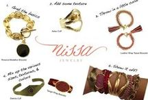 Nissa Jewelry Blog / All our posts from our blog! http://nissajewelry.tumblr.com / by Nissa Jewelry