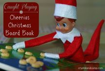Elf on the Shelf / by Trish Parker