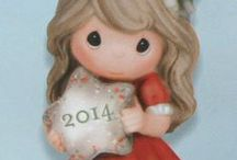 Precious Moments 2014 Christmas / Precious Moments 2014 Christmas Ornaments. Shop for your Annual Dated 2014 Precious Moments Christmas Ornaments and figurines at www.collectibleshopping.com #preciousmoments #christmas #annual2014 #2014 #ornaments #annualchristmas