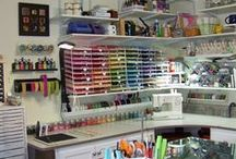 Craft/Hobby Room / by Trish Parker