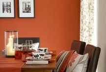 Color of the Month: Celosia Orange / A mainstay at This Old House for quite some time, this cheery orange topped the spring 2014 color trends of Pantone, the world authority on color.  / by This Old House