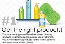 So Fresh & So Clean Clean / Cleaning / by Jennifer Hall Richmond