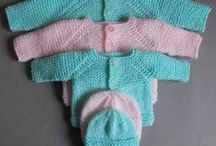 Slippers and knitting patterns / Slippers