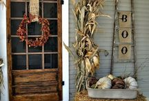 Fall / Fall is my absolute favorite season! Here are some of my favorite fall recipes, decor ideas, and Halloween treats!