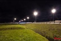 Освещение дорог