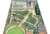 Garden5: projects of gardens