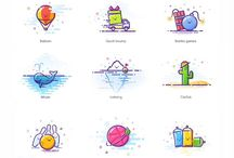 Design7: icons