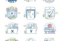 Design9: little illustration