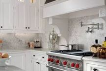 Kitchen Ideas / Inspired ideas, products and decor for your kitchen remodel.
