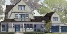 Beach House Inspiration: East Matunuck / See the architectural styles, decor choices and products that influenced This Old House and designer Denise Enright in the creation of our 2017 Beach House at East Matunuck.