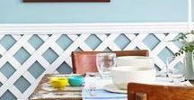 Architectural Details / Details make all the difference, and here we present some gorgeous ideas and smart upgrades that add distinction to your home remodel.