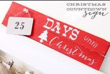 Christmasy / Christmas Holiday Decor and Inspiration