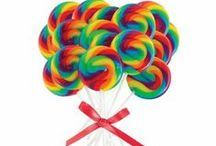 Leyna's 1st Birthday - Wintery Rainbow / Leyna's Wintery Rainbow 1st Birthday