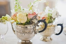 Vintage Bridal Showers / Not only are these all ideas we love but you can rent our items to create them at Southern Vintage rental company in Macon Ga, serving all of middle Georgia / by Southern Vintage