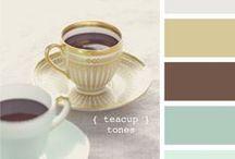 Pretty Palettes / by Victoria Reissig