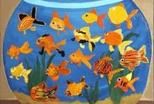 Art for Kids / by Nicole Geske-Teaching 4 Moments