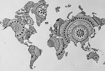 Destinations && Travel / by Victoria Reissig