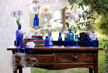 Blue Wedding Inspiration / by Southern Vintage