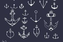 Love & Anchors / by Victoria Reissig