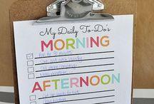 Let's Get Organized! / by Susan Lane