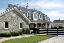 Houses for Horses / Barns and stables.