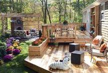 home & garden / by Victoria Reissig