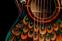 Guitars / by Natalie Cameron