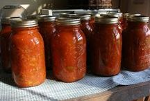 Canning/preserving / by Abby Besse