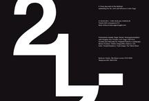 tipography - brochures - print